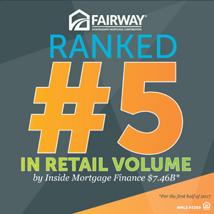 Ranked 5 in Retail Volume