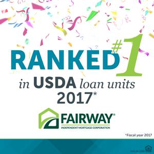 USDA Largest Lender